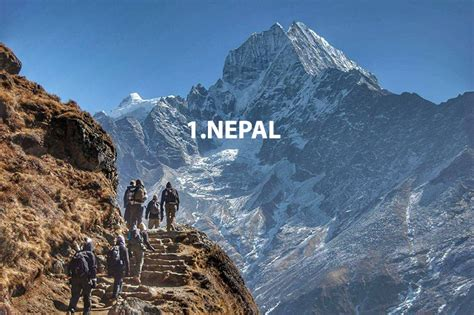 images of nepal guides recommend nepal as the no 1 destination for