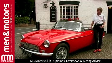 club motors mg motors club opinions overviews buying advice