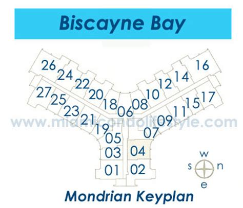 Brickell On The River South Floor Plans by Mondrian South Beach Floorplans Miami Condo Lifestyle