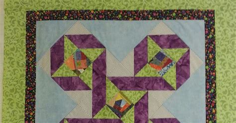 Accuquilt Quilt Patterns by Quilt And Sew Forever Ribbons In The Sky Free Pattern