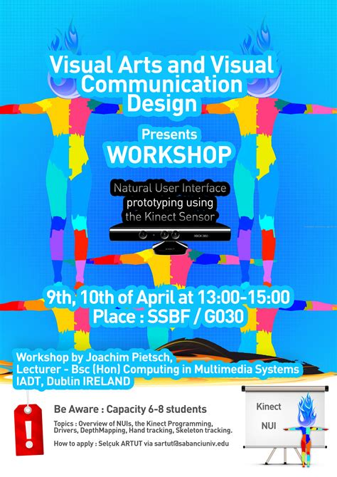 visual communication design uon visual arts and visual communication design workshop by