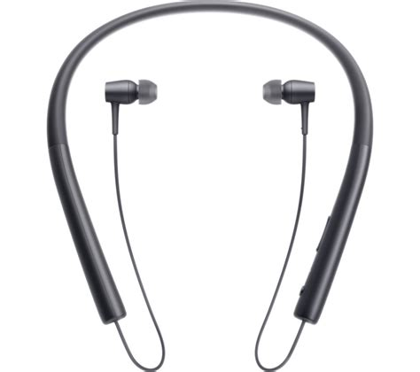 Sony Headphone In Ear Bluetooth With Mic Wi C400 buy sony h ear in mdr ex750btb wireless bluetooth headphones black free delivery currys