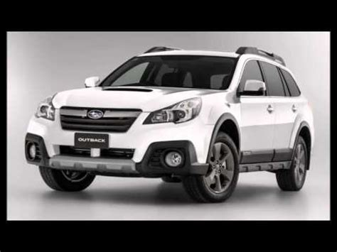 pimped subaru outback 2014 subaru outback australian rugged edition officially