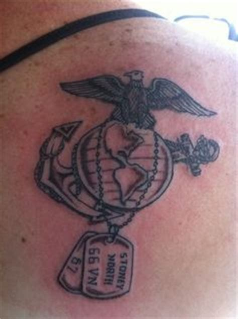 tattoo nightmares usmc dog tag tattoos for women memorial dog tag tattoo by