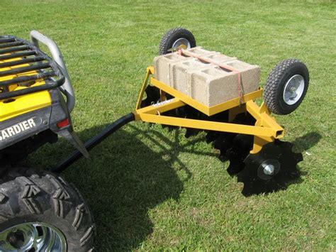 garden tractor attachments used garden tractor attachments smalltowndjs