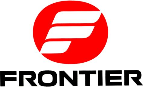 nissan frontier logo frontier airlines logopedia the logo and branding site