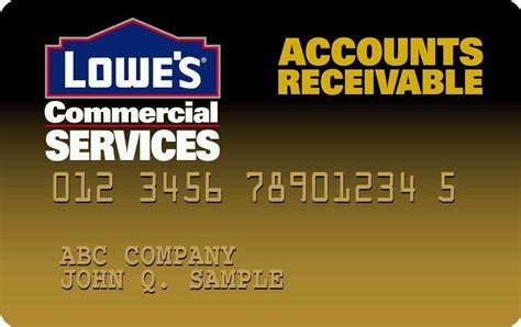 Lowes Gift Card Center - lowe s business lowe s business rewards card american express open lowe s advantage