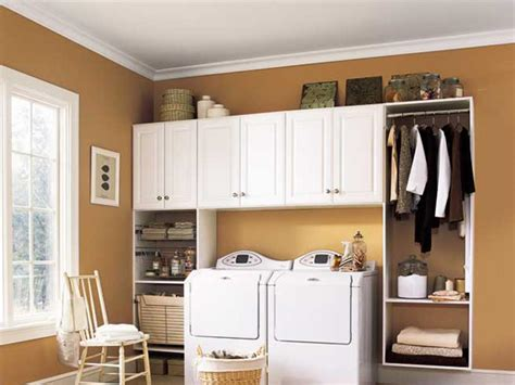 laundry room storage ideas diy home decor and decorating