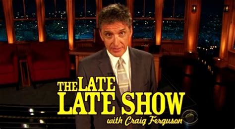 You To The Late Show With Craig Ferguson Tonight 2 the sunday magazine the late late show with craig