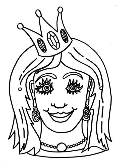 princess mask coloring pages coloring page princess mask img 9185