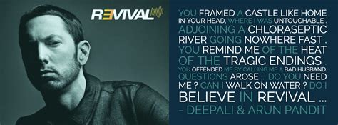 eminem quotes revival a tribute to eminem all tracks of the latest album