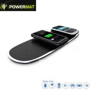 Powermat Wireless Charging Mat powermat wireless charge pad