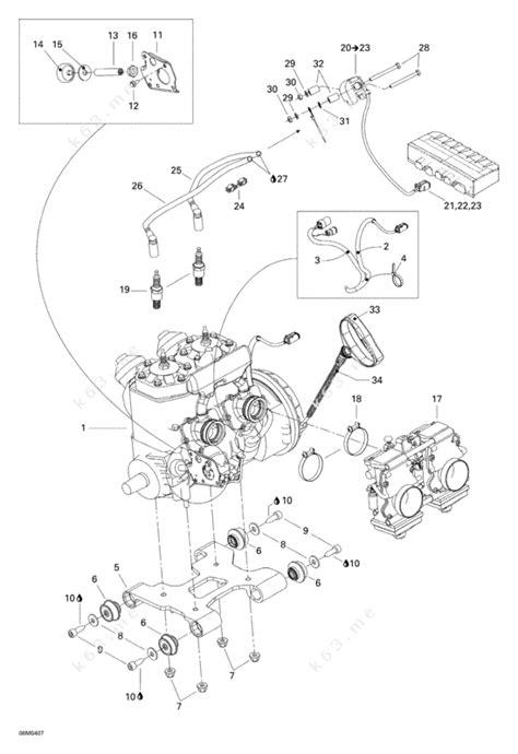 skidoo parts diagram mach z wiring diagram wiring diagram and schematics