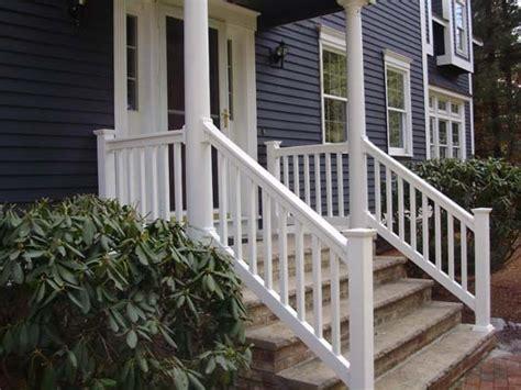 Pvc Stair Handrail deck stair railing studio design gallery best design