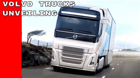 Volvo Trucks Unveiling At Iaa 2016