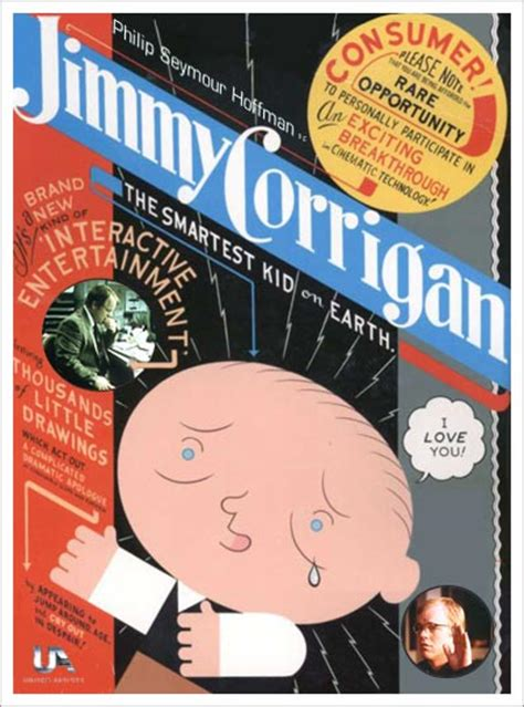 jimmy corrigan the smartest 0224063979 barry falls illustration influences ware