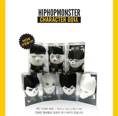 Casing Handphone Bts Hip Hop Rap bts hiphop plush doll pre order