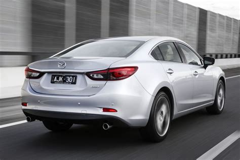 mazda range 2016 2016 mazda mazda6 range goauto our opinion