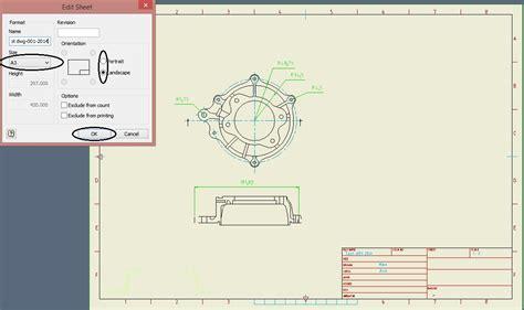 format dwg adalah import editing dwg file menggunakan autodesk inventor