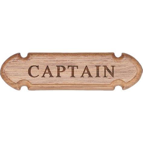 corian name plates whitecap teak captain name plate 62670
