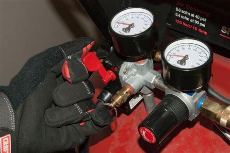 rebuild  air compressor pump repair guide  sears partsdirect