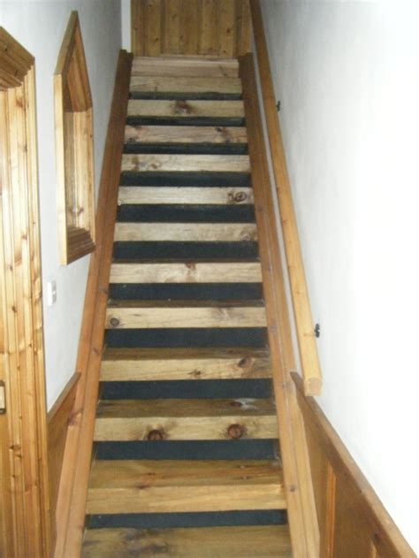 Railway Sleeper Pins by Railway Sleeper Staircase Home Ideas And Zen