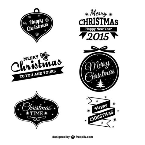 imagenes blanco y negro de navidad elementos de navidad en blanco y negro descargar