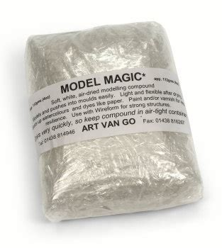 Model Magic Favors by 18 Modelling And Sculpting Craft And Textile Supplies
