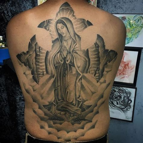 20 tattoos to show your love for la virgen