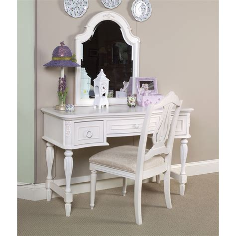 white vanity desk with lights bedroom white bedroom vanity with lighted mirror and