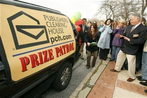 phone scammers posing as publishers clearing house