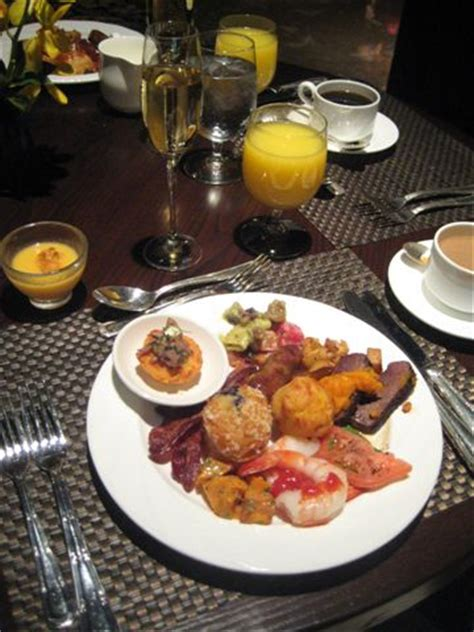 dine out the ritz carlton buckhead holiday brunch