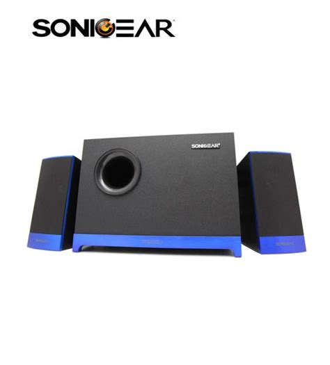 Speaker 2 1 Sonicgear Morro 2 sonicgear morro 2 btmi bluetooth speaker with sd card slot