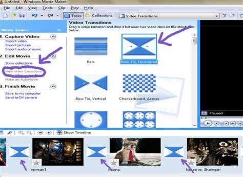 cara membuat video klip animasi cara membuat koleksi foto menjadi video klip khairul