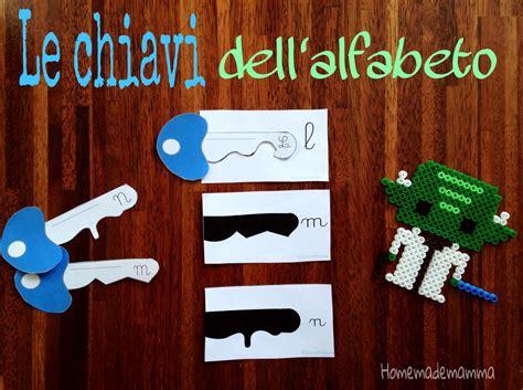 gioco delle lettere per bambini homemademamma