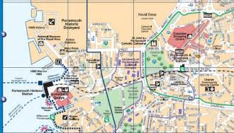 portsmouth maps downloads visitportsmouth co uk