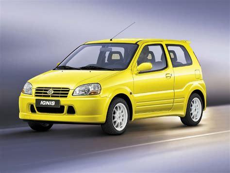 Suzuki Ignis 2004 Review Suzuki Ignis Hatchback Review 2000 2004 Parkers