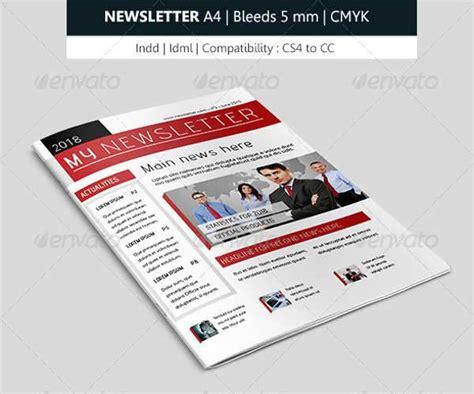 creative newsletter layout design newsletter design template design trends premium psd