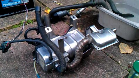eberspacher hydronic diesel water heater boatcamper van
