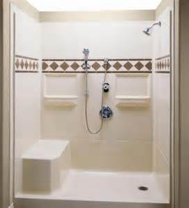 Bathroom Shower Kits Shower Stall Kits Corner Tub And Bathroom On