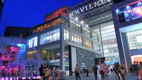 Pavillon Shop by Kl Pavilion Endures Slowdown Inside Retail Asia