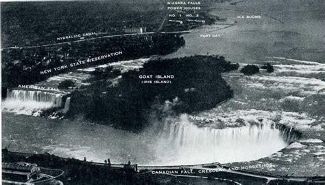Tesla Falls Niagara Falls Power Project 1888 Open Tesla Research