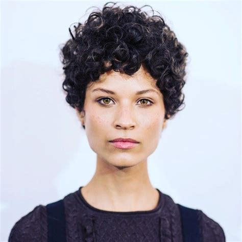 short curly hair pixie cut best 25 curly pixie cuts ideas on pinterest curly pixie