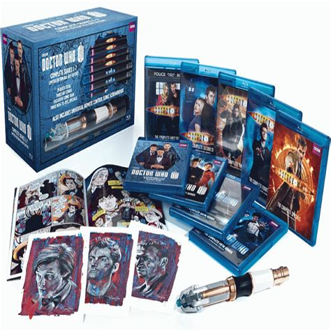 Rrradarrr Boxset Limited Edition the radar s gift guide for geeks and box sets comic books books