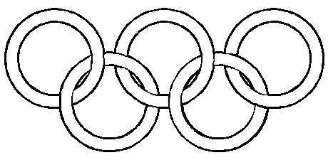 olympic rings coloring page olympic ring coloring template coloring pages