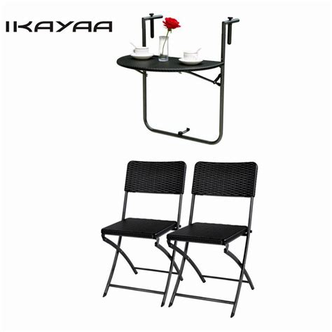 Hanging Patio Table Hanging Patio Table Ikayaa Adjustable Folding Balcony Deck Table Hanging Patio Dining Table Uk