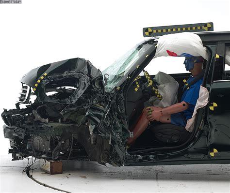 mini crash test mini countryman meistert iihs small overlap crashtest sicher