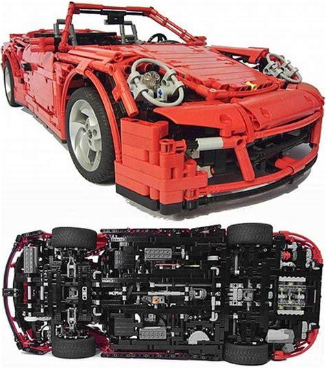 Porsche Witze by Lego Porsche 911 Turbo Cabriolet Car Humor