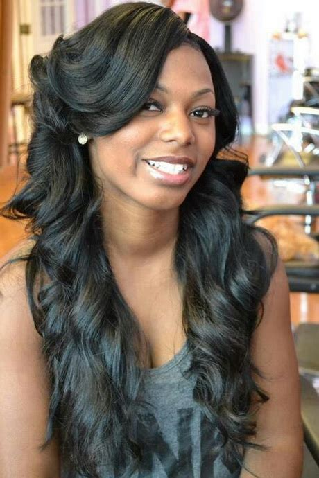 sew in hairstyles for black black sew in hairstyles