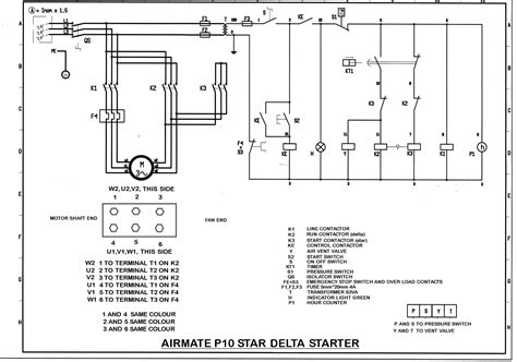 wiring diagram for air compressor pressure switch images